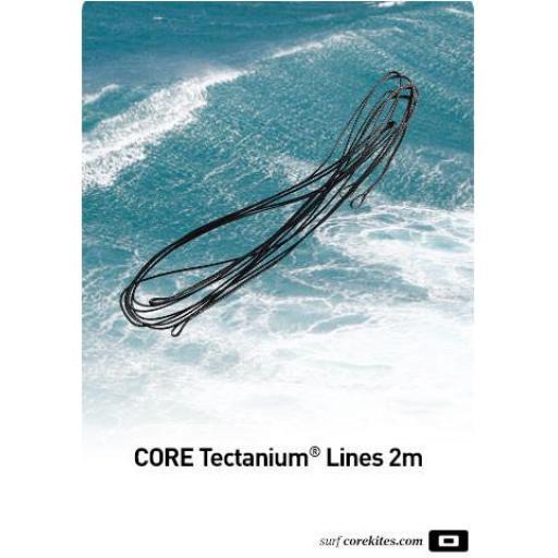 CORE Tectanium Lines for Sensor 2 & 2S Pro Bar all lengths