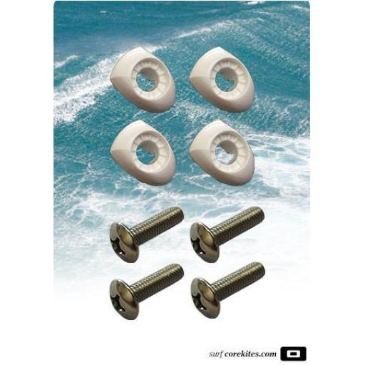 Core Union Pro Screws & Washers
