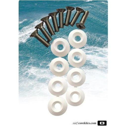 Core Fin Screw & Washer sets