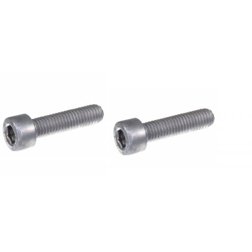 MH113 2xSocket Head Cap Screws M6x25 and Washers