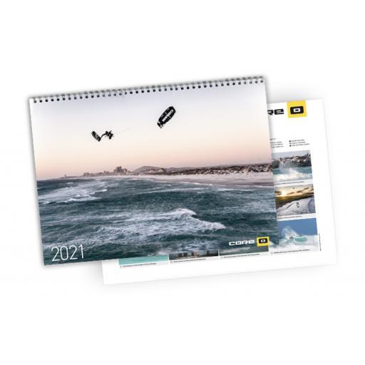 CORE Calendar 2021